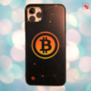"Iphone 11 Pro Max ""Bitcoin Orange"" Silikon Case Handyhülle Cover"