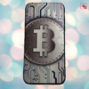 "Iphone X ""Bitcoin Big Chip"" Silikon Case Handyhülle Cover"