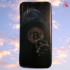 "Iphone X ""Bitcoin Dark Hodler"" Silikon Case Handyhülle Cover"