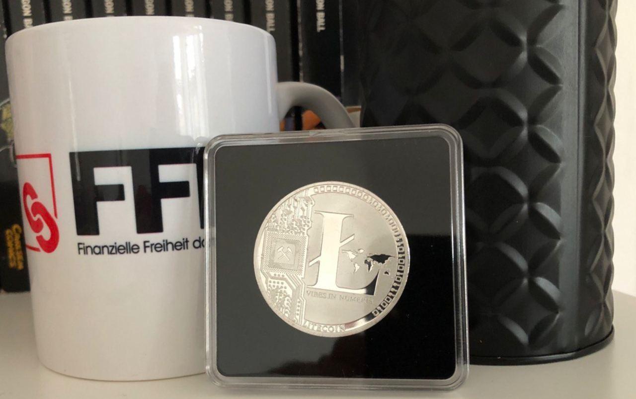 ltc back coin