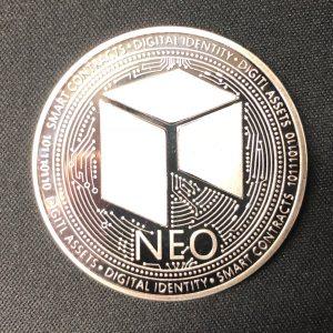 """Sammelmünze """"NEO 2018 Edition"""" silber"""
