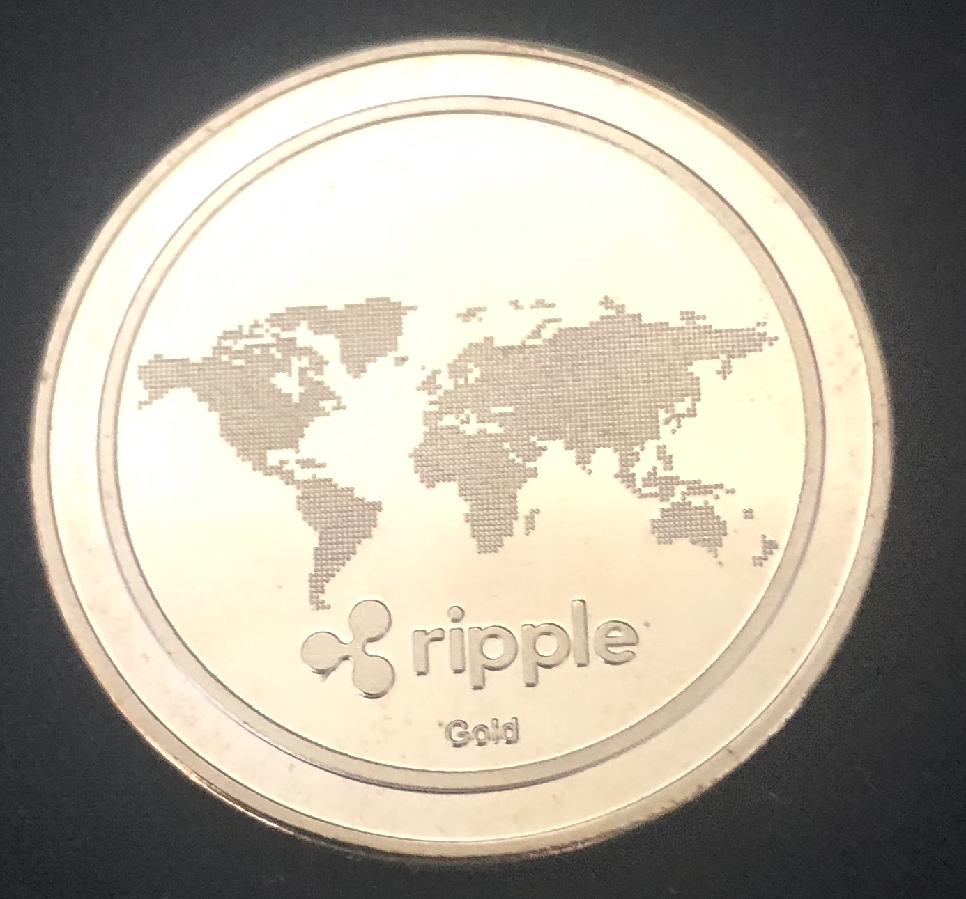 xrp world currency coin
