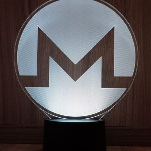 Monero, Multicolor LED Lampe